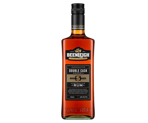 Beenleigh Double Barrel Handcrafted 5 Year Old 700mL