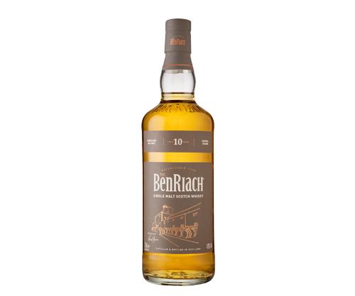 Benriach 10 Year Old Single Malt Scotch Whisky 700ml
