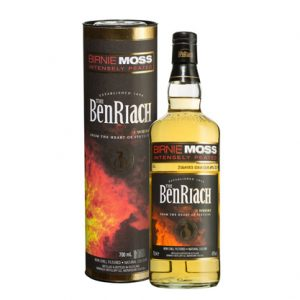 Benriach Birnie Moss Intensely Peated Single Malt Scotch Whisky 700ml