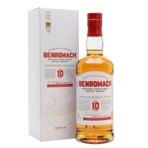 Benromach 10 Year Old Single Malt Scotch Whisky 700ml