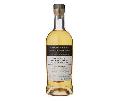 Berry Bros & Rudd Classic Speyside Blended Malt Scotch Whisky 700ml