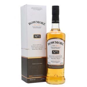 Bowmore No-1 Single Malt Scotch Whisky 700ml