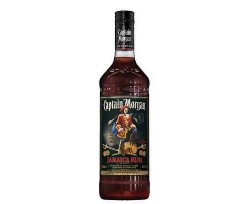 Captain Morgan Dark Rum 700mL