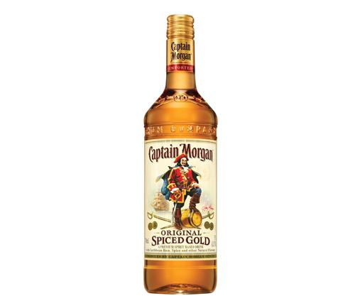 Captain Morgan Original Spiced Gold 700mL