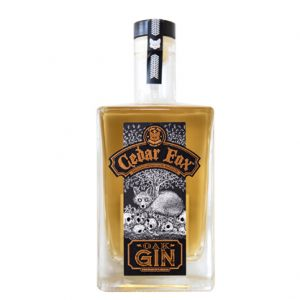 Cedar Fox Oak Gin 700ml