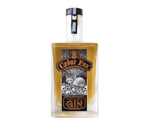 Cedar Fox Oak Gin 700ml
