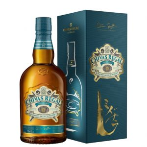Chivas Regal Mizunara Whisky 700mL