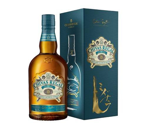 Chivas Regal Mizunara Whisky 700mL
