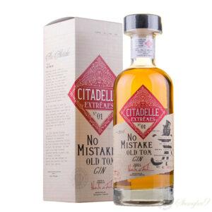 Citadelle No Mistake Old Tom Gin 500ml