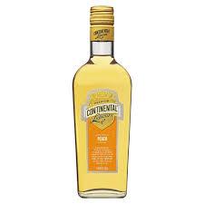 Continental Peach Liqueur 500ml