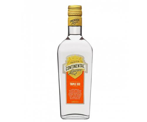 Continental Triple Sec Liqueur 500mL