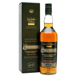 Cragganmore Distillers Edition Double Matured Single Malt Scotch Whisky 700ml