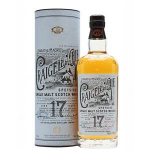 Craigellachie 17 Year Old Single Malt Scotch Whisky 700ml