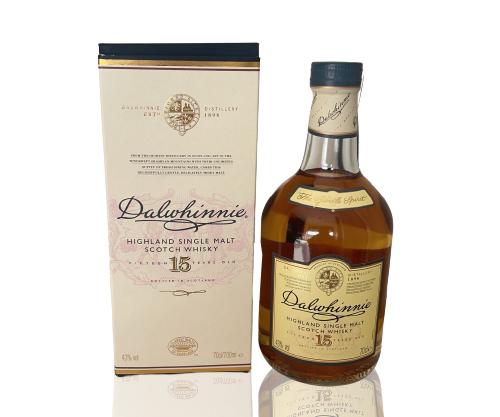 Dalwhinnie 15 Year Old Single Malt Scotch Whisky 700ml 2