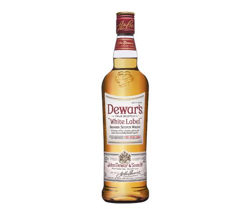 Dewar's White Label Blended Scotch Whisky 700ml