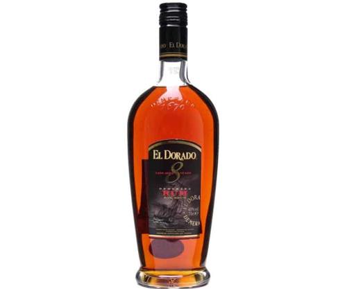 El Dorado 8 Year Old Rum 700ml