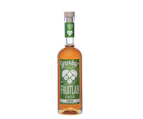 Fruitlab Organic Ginger Liqueur 750mL