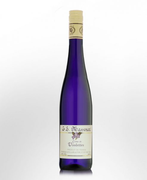 G.E. Massenez Creme de Violettes (Violet) Liqueur (500ml)