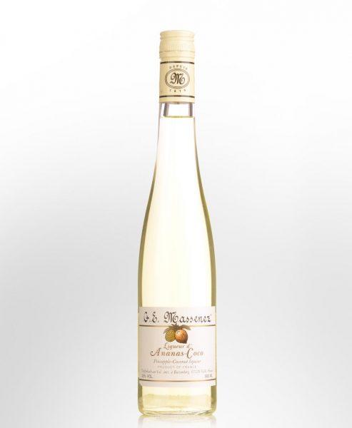 G.E. Massenez Liqueur d'Ananas Coco (Pineapple Coconut) Liqueur (500ml)