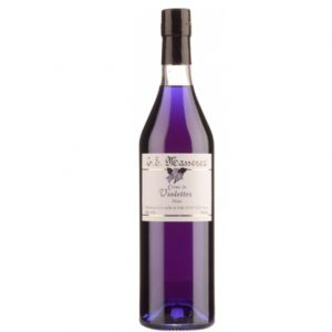 GE Massenez Creme de Violettes (Violet) Liqueur 700ml