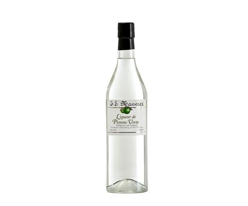 GE Massenez Liqueur de Pomme Verte Green Apple Liqueur 500ml