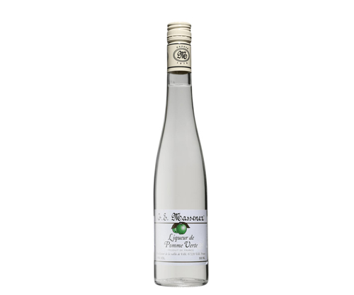 GE Massenez Liqueur de Pomme Verte Liqueur (500ml)