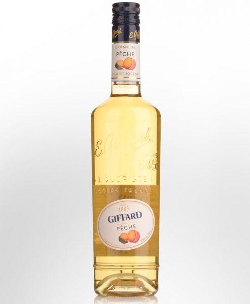 Giffard Creme de Peche (Peach) Liqueur (700ml)