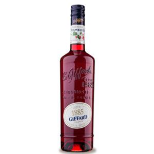 Giffard Raspberry (Framboises) Creme de Fruits Liqueur 700ml