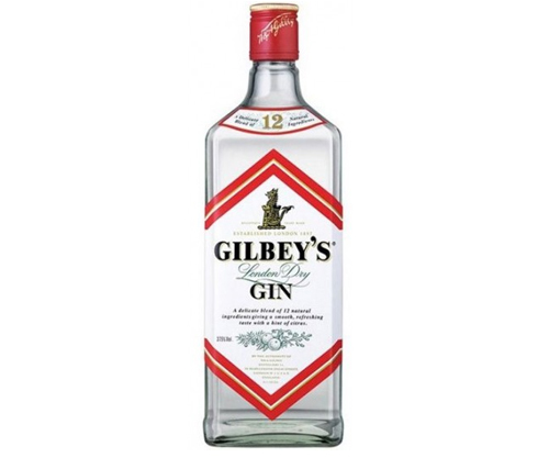Gilbey's Gin 700mL