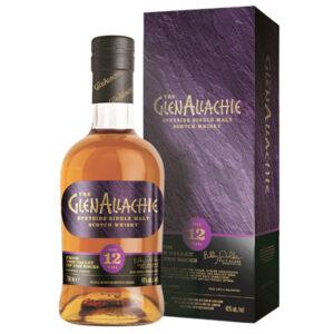 GlenAllachie 12 Year Old Single Malt Scotch Whisky 700ml
