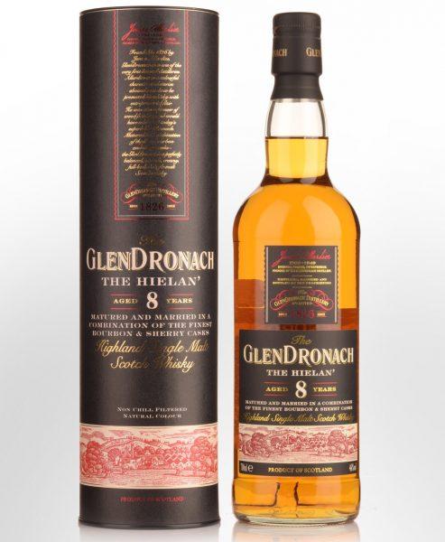 Glendronach The Hielan 8 Year