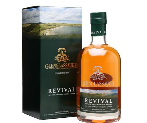 Glenglassaugh Revival Single Malt Scotch Whisky 700ml