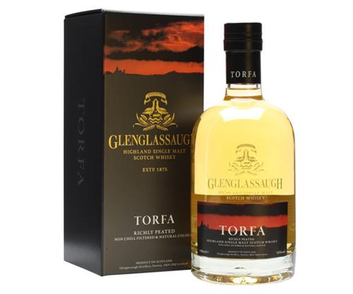 Glenglassaugh Torfa Single Malt Scotch Whisky 700ml