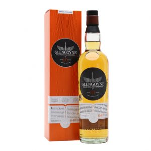 Glengoyne 10 Year Old Single Malt Scotch Whisky 700mL