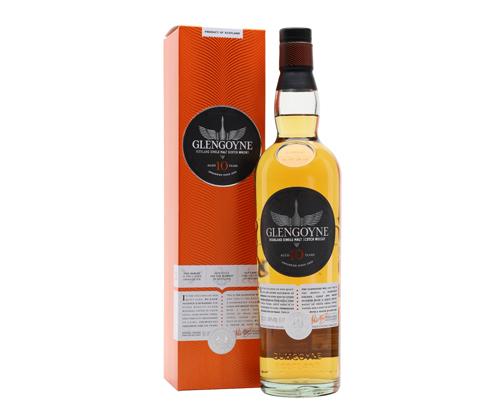 Glengoyne 10 Year Old Single Malt Scotch Whisky 700mL