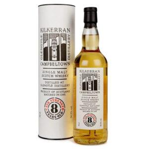 Glengyle Distillery Kilkerran 8 Year Old Cask Strength Single Malt Scotch Whisky 700ml