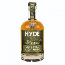 HYDE IRISH WHISKEY 6 YEAR