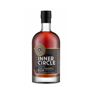 Inner Circle Black Dot 33 Overproof Rum ABV 700ml