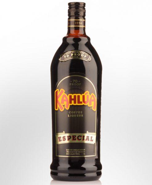 Kahlua Especial Licor de Cafe Black Label Liqueur (1000ml)