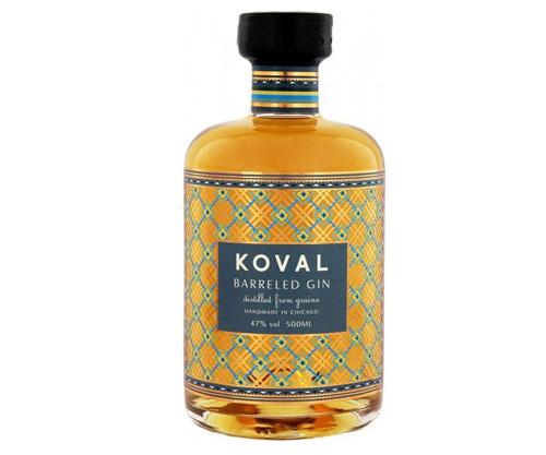 Koval Barreled Gin 500ml