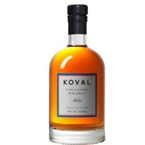 Koval Single Barrel Millet Whiskey 500ml