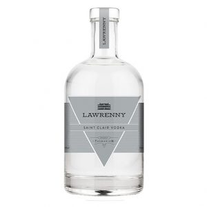 Lawrenny Saint Clair Vodka 700ml