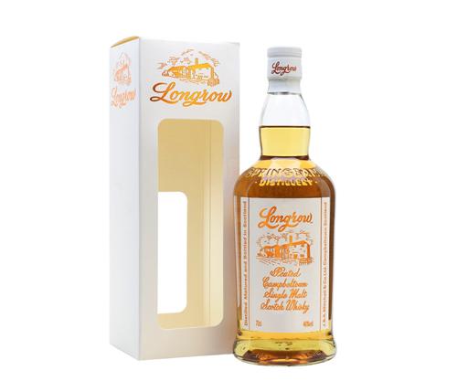 Longrow Peated Single Malt Scotch Whisky 700mL