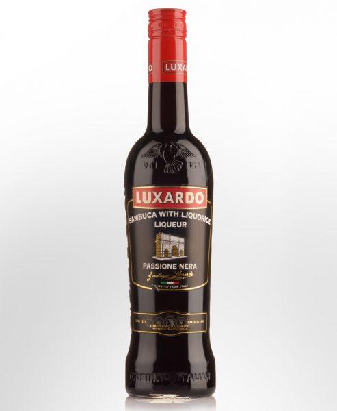 Luxardo Passione Nera Black Sambuca Liqueur (700ml)