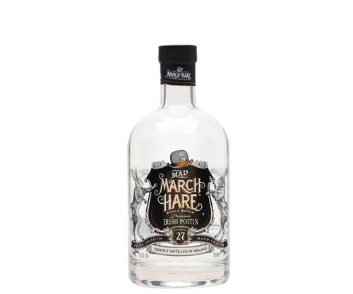Mad March Hare Poitin 700ml