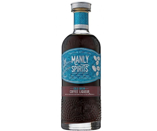 Manly Spirits Co Cold Brew Coffee Liqueur 700ml
