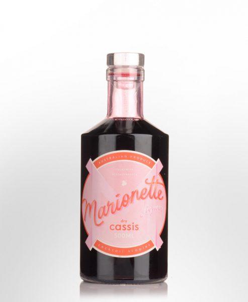 Marionette Dry Cassis Liqueur (500ml)