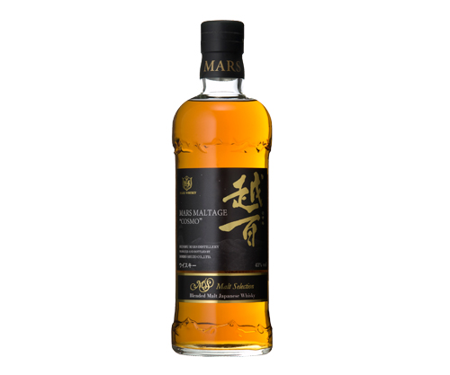 Mars Maltage Cosmo Japanese Whisky 700mL