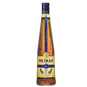 Metaxa 5 Star Brandy 700mL