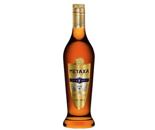 Metaxa 7 Star Brandy 700mL